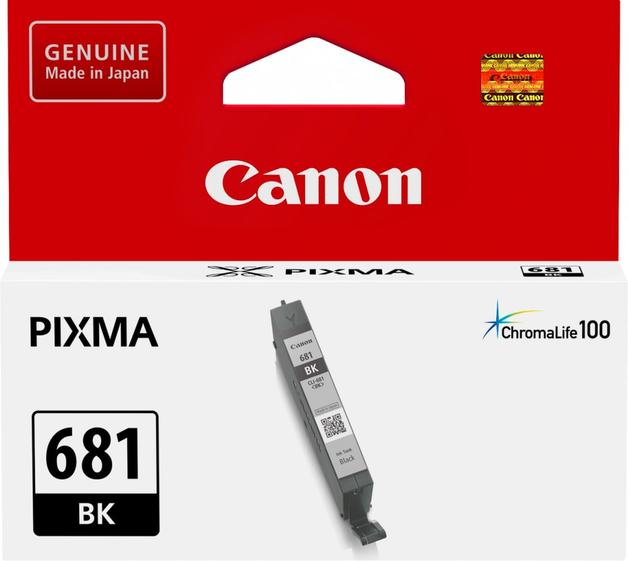 Canon Ink Cartridge - CLI681BK (Black)