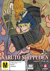 Naruto Shippuden Collection 35 (eps 445-458) on DVD