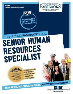 Senior Human Resources Specialist by National Learning Corporation