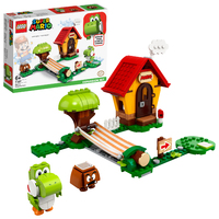 LEGO Super Mario: Mario's House & Yoshi - Expansion Set (71367)