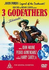 Three Godfathers on DVD