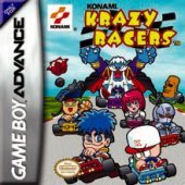 Konami Krazy Racers for GBA
