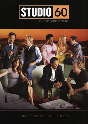 Studio 60 On The Sunset Strip - The Complete Series (6 Disc Set) on DVD image