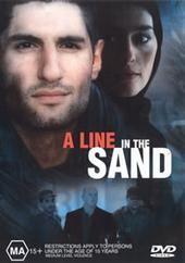 A Line in The Sand on DVD