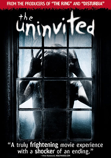 The Uninvited on DVD image