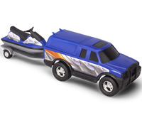 Tonka Jet Ski Off-Road Adventure Set (Blue)