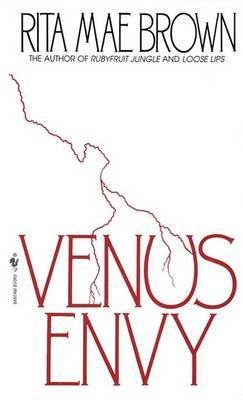 Venus Envy by Rita Mae Brown image