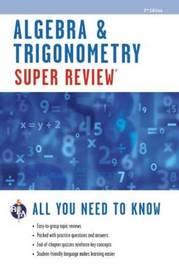 Algebra & Trigonometry by Editors of Real Simple Magazine