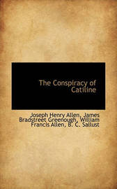 The Conspiracy of Catiline by James Bradstreet Greenough image