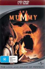 The Mummy on DVD