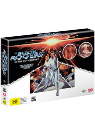 Buck Rogers In The 25th Century: The Complete Series on DVD