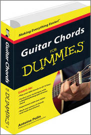 Guitar Chords for Dummies by Antoine Polin