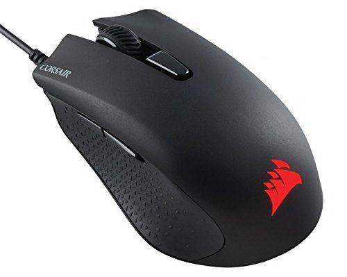 Corsair Gaming Harpoon RGB 6000 DPI Optical Gaming Mouse for PC Games