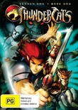 Thundercats - Season One Book One on DVD