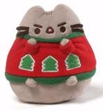 Pusheen the Cat: Holiday Sweater Pusheen Plush (11cm)