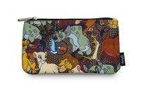 Loungefly Disney Lion King Character Pencil Case