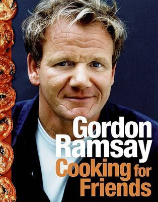 Cooking for Friends by Gordon Ramsay image