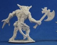 Dark Heaven: Bones Bronzeheart Minotaur Hero image