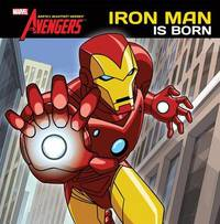 Iron Man is Born by Christopher Yost