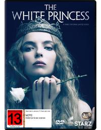 The White Princess on DVD