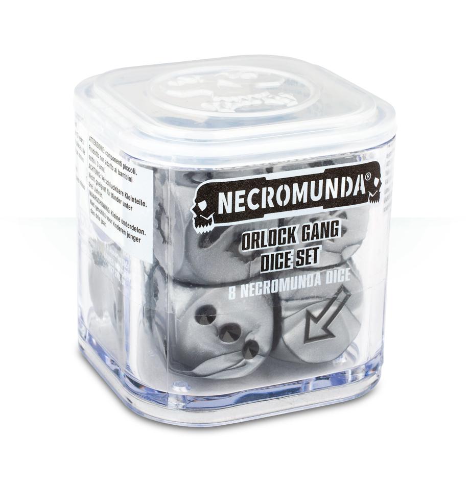 Necromunda - Orlock Dice Set image