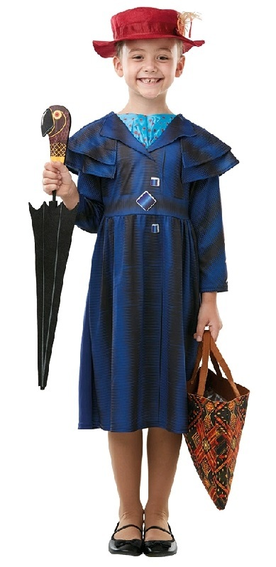 Mary Poppins Returns - Deluxe Costume (Large)