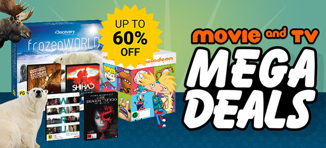 Movie & TV Mega Deals!