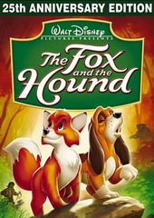 Fox and The Hound (1981) 25th Anniversary Special Edition on DVD