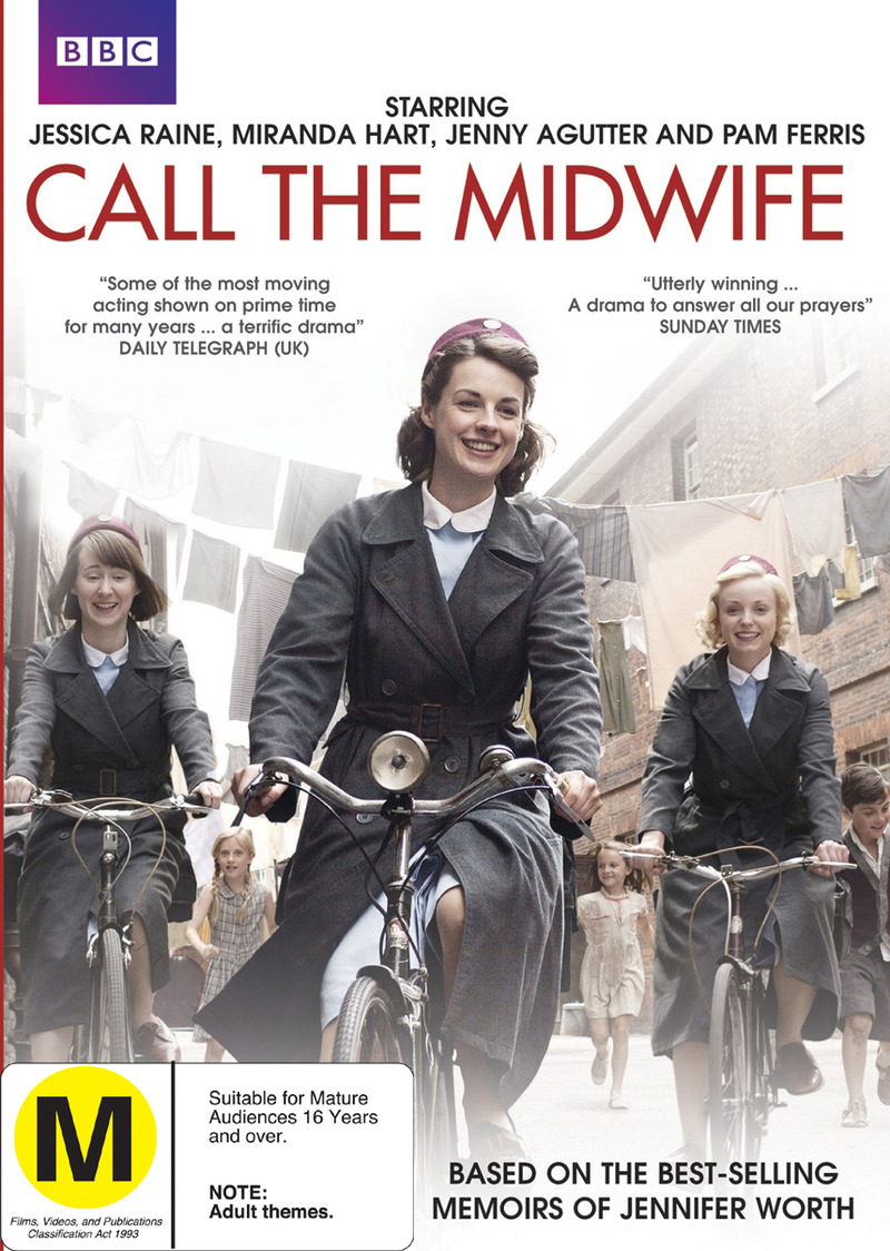 Call the Midwife - Season 1 on DVD image