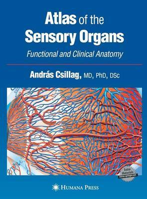 Atlas of the Sensory Organs image