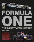 Formula One the Illustrated History by Bruce Jones