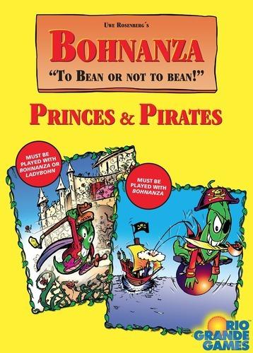 Bohnanza: Princes & Pirates Card Game