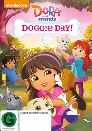 Dora And Friends: Doggie Day! on