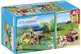 Playmobil - Pasture And Pony Wagon - 40th Anniversary Set (5457)