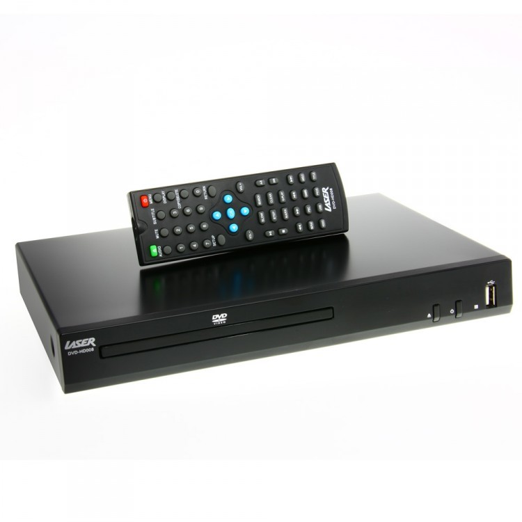 Laser DVD Player with HDMI Composite & USB