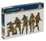 Italeri: 1:72 Modern US Soldiers - Model Kit