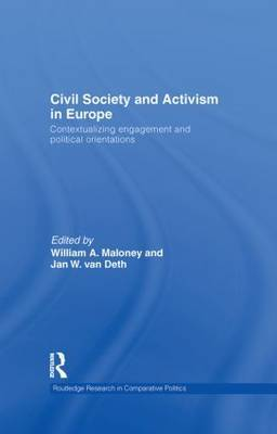 Civil Society and Activism in Europe image