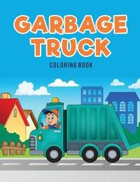 Garbage Truck Coloring Book by Coloring Pages for Kids image