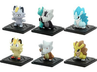Pokemon: Moncolle GET Vol.7- Mini-Figure (Blind Box)