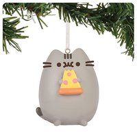 Pusheen the Cat - I Love Pizza Ornament