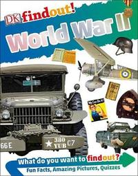 DK Findout! World War II by Brian Williams image
