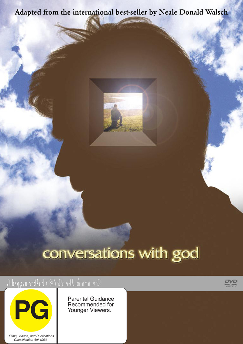 Conversations with God on DVD image