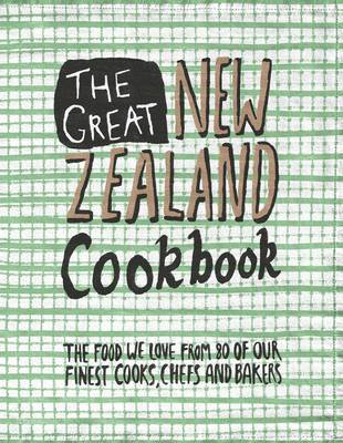 The Great New Zealand Cookbook by Murray Thom image