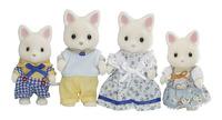 Sylvanian Families: Silk Cat Family image