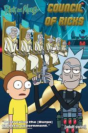 Rick and Morty (Council Of Ricks) (694)