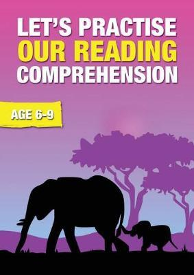 Let's Practise Our Reading Comprehension by Sally Jones image