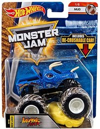 Hot Wheels: Monster Jam - Jurassic Attack (Mud) image