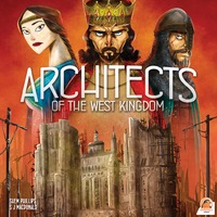 Architects of the West Kingdoms - Board Game