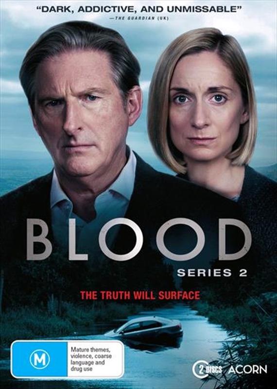 Blood - Series 2 on DVD