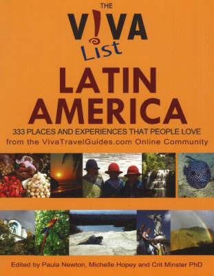Viva List Latin America by Paula Newton image